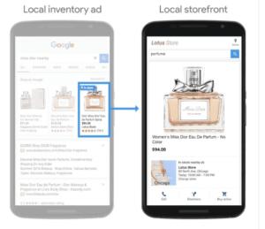 Реклама местного ассортимента в Google Ads (Adwods)