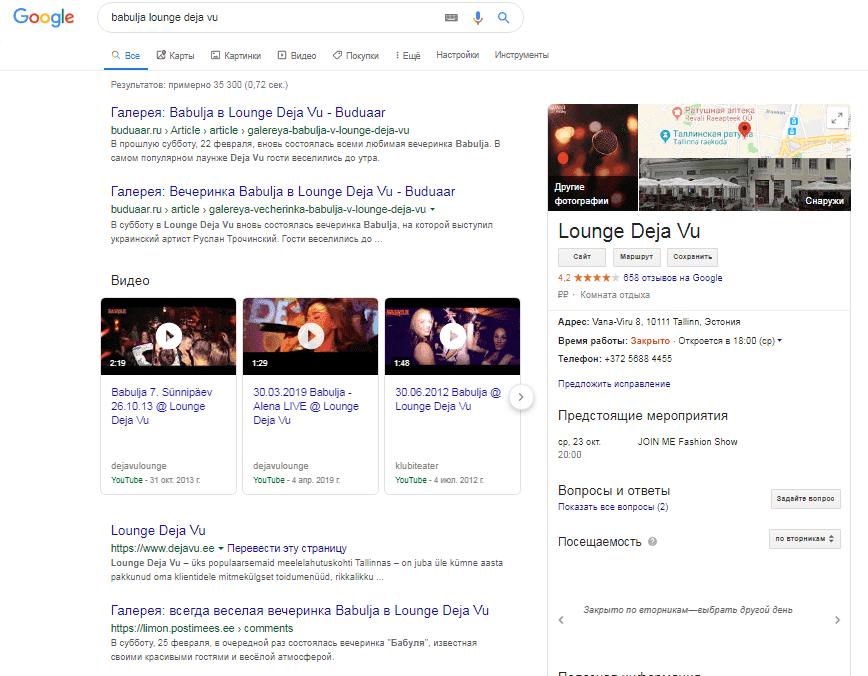 Пример неправильного запроса в динамических поисковых объявлениях Google Ads