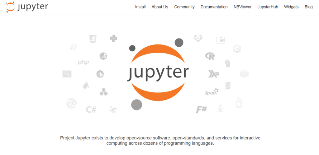 Оболочка Jupiter для Python