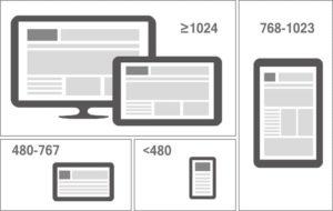 Как посмотреть сайт в разных разрешениях?