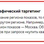 Расширенный географический таргетинг в Яндекс.Директ: как настроить и использовать