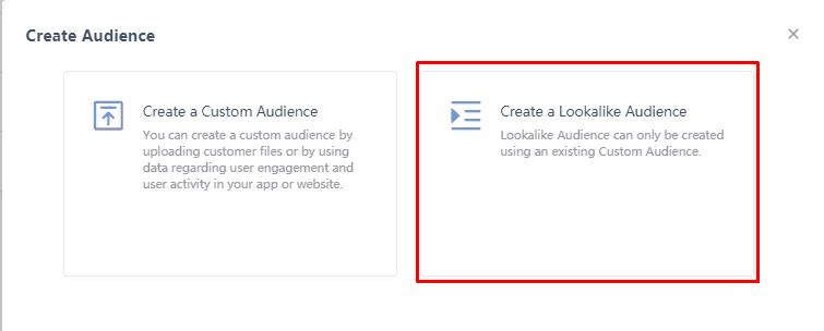 Создание Look a Like аудитории в TikTok Ads