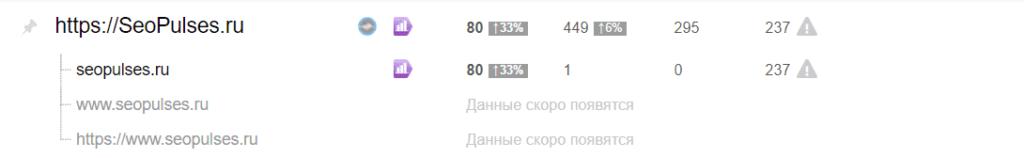 Зеркала с переездами в Яндекс.Вебмастер