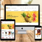 Кейс продвижения интернет-магазина продуктов питания